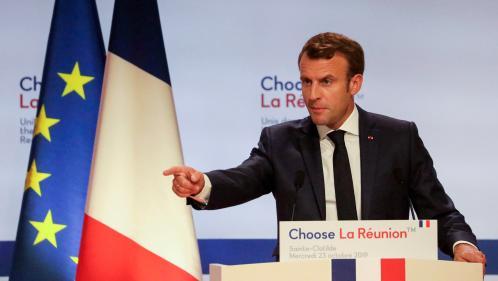 """DIRECT. Laïcité : Emmanuel Macron veut """"mettre tout en place pour lutter contre le communautarisme"""""""