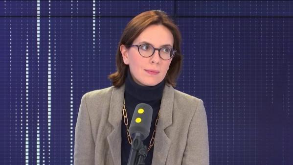 """VIDEO. Candidature de Thierry Breton à la Commission européenne : si elle est rejetée, la France """"n'a pas de plan C"""", affirme Amélie de Montchalin"""
