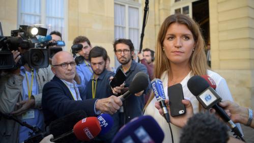 """Grenelle des violences conjugales : Schiappa veut un """"protocole clair"""" pour l'accueil des victimes par les policiers et les gendarmes"""