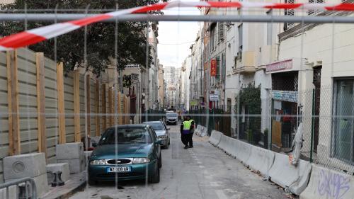 """""""Quand il pleut, on est inquiets"""" : à Marseille, un an après le drame de la rue d'Aubagne, le traumatisme est toujours là"""