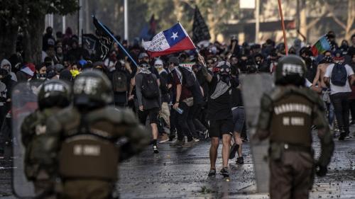 Le Chili renonce à organiser la COP25, prévue en décembre, en raison de la crise sociale que traverse le pays