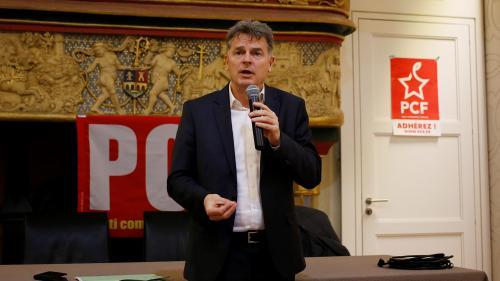 """Le Rassemblement national porte plainte pour """"diffamation"""" contre l'élu communiste Fabien Roussel"""