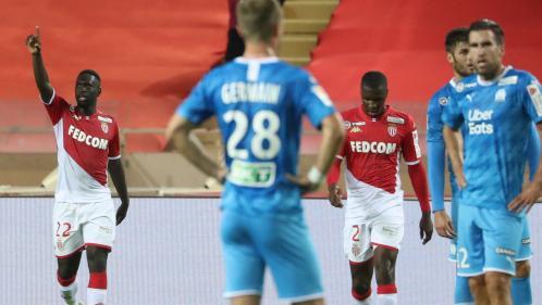 Coupe de la Ligue : l'Olympique de Marseille éliminé dès son entrée en lice par l'AS Monaco (2-1)