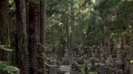 """Pour le dernier épisode de son feuilleton consacré aux \""""terres éternelles\"""", France 2 s\'est rendue à Koyasan, dans le sud du Japon."""