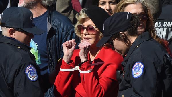 Jane Fonda : cinquante ans de combats politiques