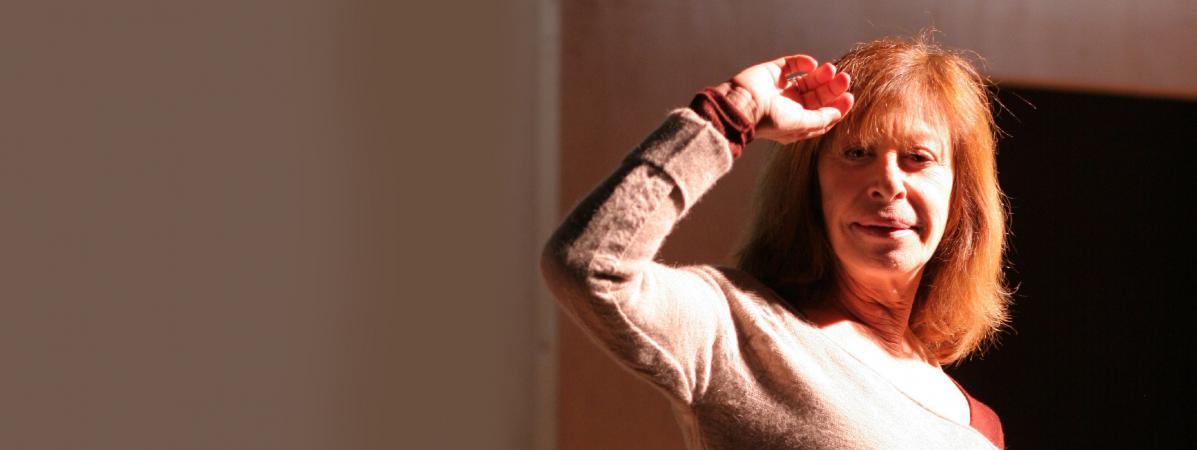 La comédienne Florence Giorgetti, figure du théâtre et du cinéma, est morte