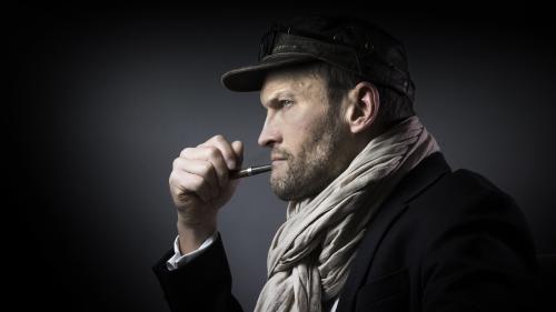 """Sylvain Tesson remporte le Renaudot pour """"La Panthère des neiges"""""""