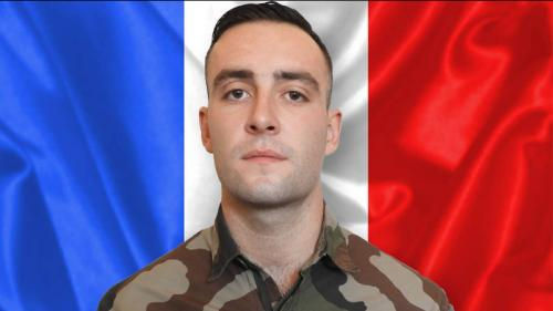 Ce que l'on sait de Ronan Pointeau, le militaire français mort au Mali dans une attaque revendiquée par l'Etat islamique