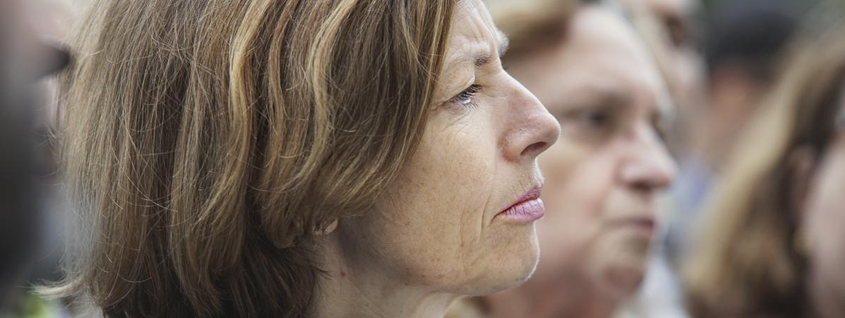 Florence Parly, ministre des Armées, le 17 octobre 2019.