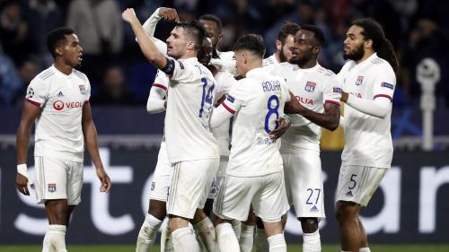 Foot : Lyon se reprend en battant Benfica (3-1) et se replace en vue des huitièmes de finale de la Ligue des champions