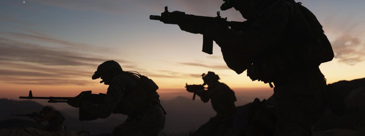 """Call of Duty : Modern Warfare"" : le jeu vidéo qui fâche les Russes"