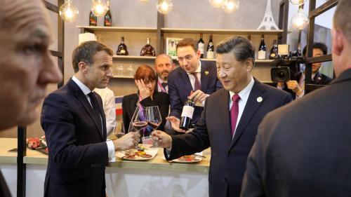 """DIRECT. """"Le sujet d'Hong Kong a été abordé, nous avons fait part de nos préoccupations"""", assure Emmanuel Macron lors du bilan de son voyage en Chine"""