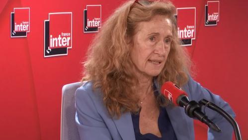 """""""Je conseille à Adèle Haenel d'aller en justice"""" : Nicole Belloubet réagit aux accusations de l'actrice"""