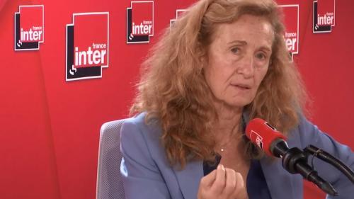 """Immigration : """"Je n'ai jamais pensé que les quotas étaient la seule réponse"""", car """"la France doit rester un pays d'accueil"""", assure Nicole Belloubet"""