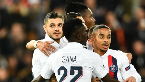 Foot : Paris assuré de se qualifier pour les huitièmes de finale de la Ligue des champions après sa victoire contre Bruges (1-0)