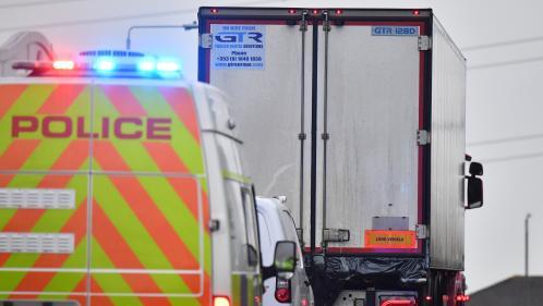 Camion frigorifique de Londres : les enquêteurs sur la piste d'un réseau de passeurs vietnamiens