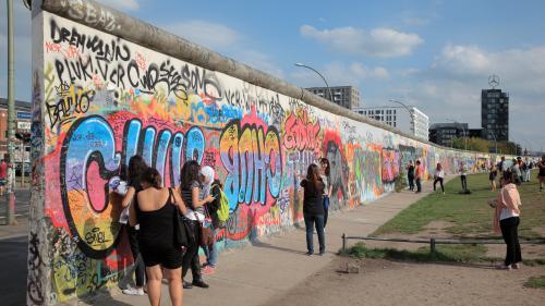 DIRECT. Chute du mur de Berlin : suivez les commémorations et les émissions spéciales pour le 30e anniversaire