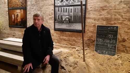 """Ulrich Pfeifer, """"Fluchthelfer"""" qui creusait des tunnels sous le mur de Berlin"""