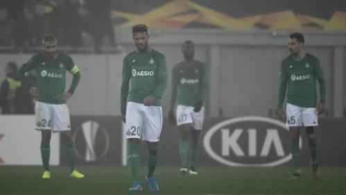 Ligue Europa : Saint-Etienne se condamne à l'exploit après son match nul face à Oleksandriya