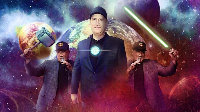 """Marvel, les """"Avengers"""" et bientôt """"Star Wars"""", c'est lui: comment Kevin Feige est devenu l'homme le plus puissant d'Hollywood ?"""