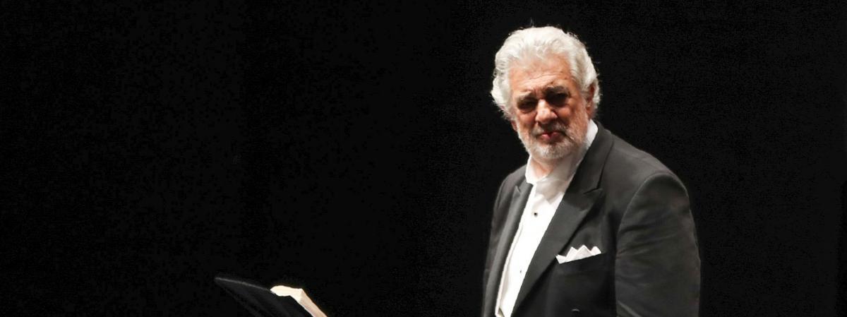 Placido Domingo, accusé de harcèlement sexuel, annule une prestation à Tokyo avant les JO