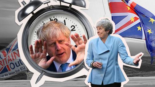 """RECIT. Comment le Brexit est devenu le """"jour sans fin"""" des Britanniques"""