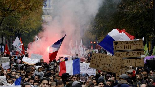 La marche contre l'islamophobie a rassemblé 13 500 participants, selon le cabinet indépendant Occurrence
