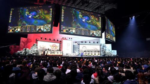 DIRECT. E-sport : les Mondiaux de League of Legends se déroulent à Paris. Regardez la finale entre l'Europe et la Chine