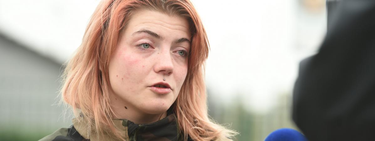 """""""J'ai eu le temps de voir ma mère mourir"""" : la fille d'une victime de féminicide dans le Bas-Rhin dénonce l..."""