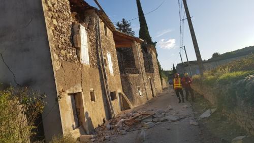 """Séisme en Drôme-Ardèche : """"Latectonique des plaques se traduit d'un seul coup, en France aussi"""" explique unsismologue"""