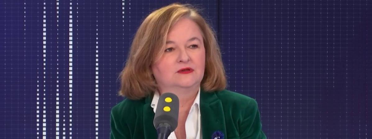 """Migrants : """"La première des urgences, c'est de travailler à l'intégration"""", insiste Nathalie Loiseau, déput..."""
