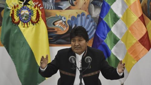 Crise politique en Bolivie : quatre choses à savoir sur Evo Morales, le président démissionnaire parti se réfugier au Mexique