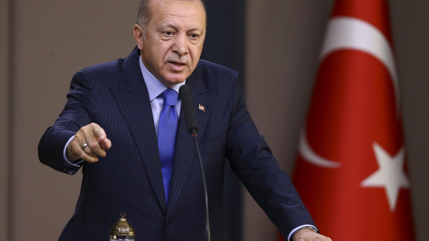 Un jihadiste présumé coincé entre la Turquie et la Grèce