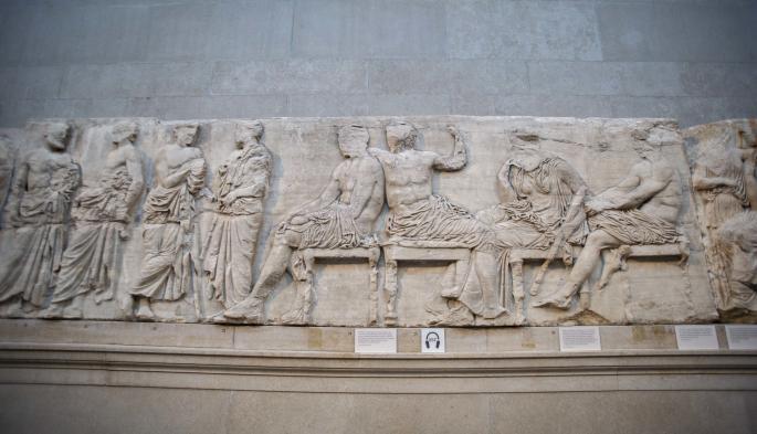 Pékin soutient Athènes dans son combat pour récupérer les frises du Parthénon