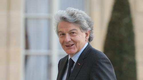 Commission européenne : la déclaration d'intérêts financiers de Thierry Breton examinée par le Parlement