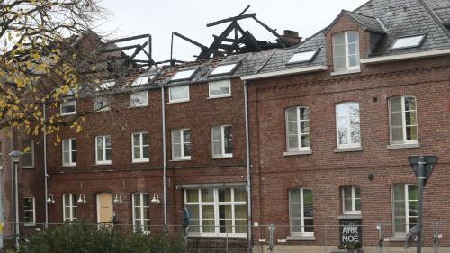 Des réactions de haine en Belgique après l'incendie d'un centre destiné aux migrants