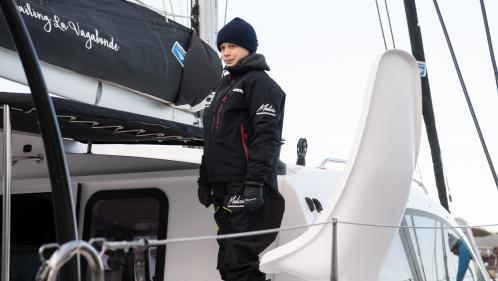 Climat : Greta Thunberg a quitté les Etats-Unis en catamaran, direction l'Europe et la COP25