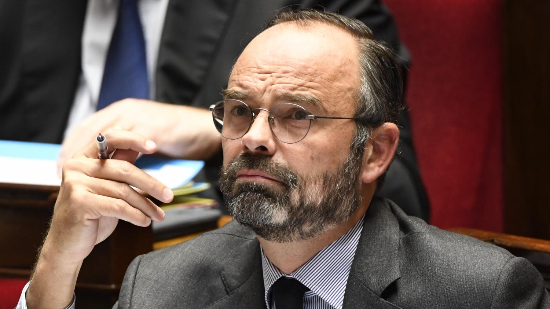 """Retraites : le Premier ministre Edouard Philippe en plein débat """"citoyen"""" à Pau - Franceinfo"""