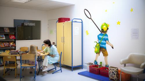 Mobilisation dans l'hôpital public: 2000soignants en pédiatrie alertent sur le manque de moyens