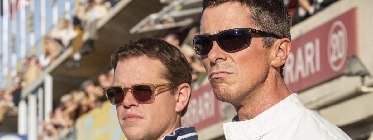 """Cinéma week-end. """"Le Mans 66"""" : moins d'effets spéciaux, plus d'émotion"""