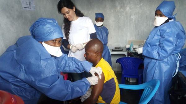 RDC : la lutte contre Ebola passe aussi par l'eau potable