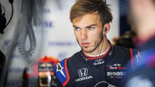Formule 1 : Pierre Gasly termine deuxième du Grand Prix du Brésil, premier podium pour un Français depuis 2015