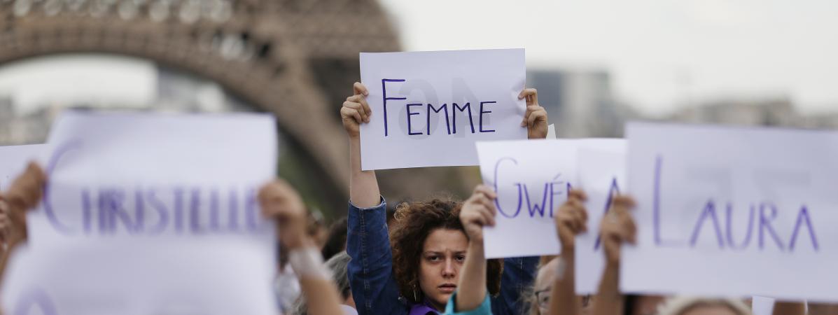 Femmes battues : une épreuve pour se faire entendre