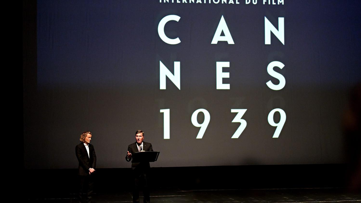 """Festival de Cannes 1939 : """"Monsieur Smith au Sénat"""" de Frank Capra remporte le Grand Prix Jean Zay 80 ans a... - Franceinfo"""