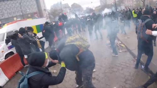 """""""Gilets jaunes"""" : l'IGPN saisie après la blessure à l'œil d'un manifestant, samedi à Paris"""