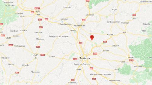Haute-Garonne : un pont s'effondre à Mirepoix-sur-Tarn, entraînant la chute d'un camion et d'une voiture