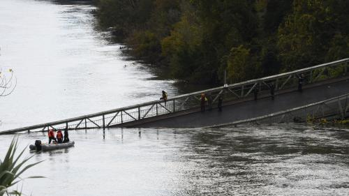 Ce que l'on sait de l'effondrement d'un pont suspendu à Mirepoix-sur-Tarn