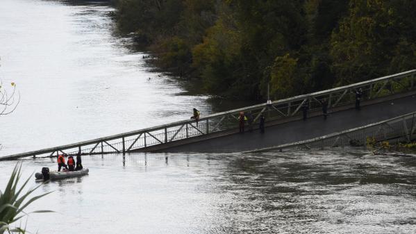 Sécurité des ponts en France : le tonnage des poids lourds en question