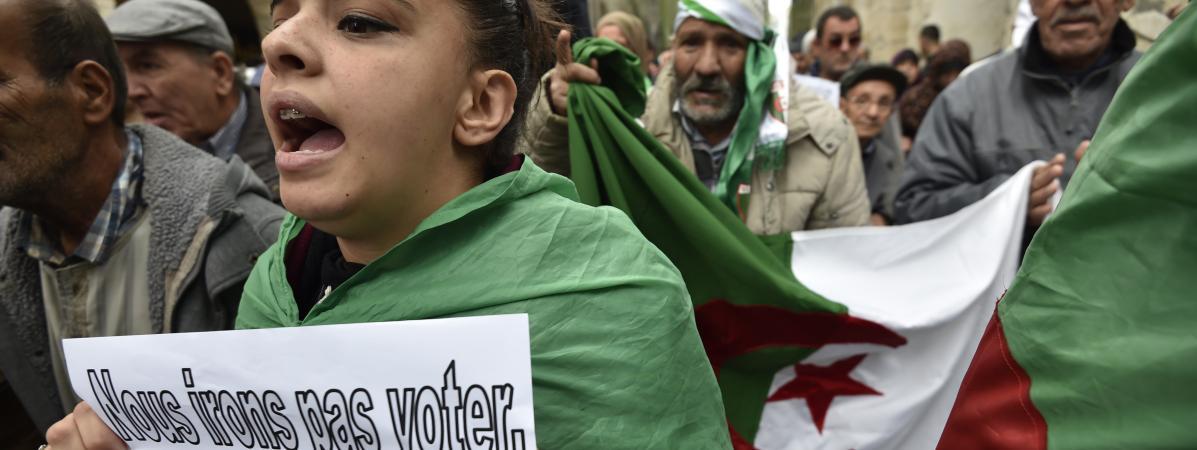 Pourquoi les Algériens rejettent massivement l'élection présidentielle du 12 décembre