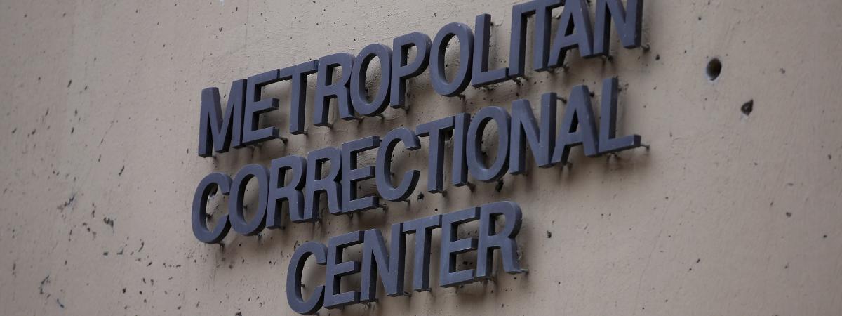 Les gardiens de prison de Jeffrey Epstein inculpés à New York